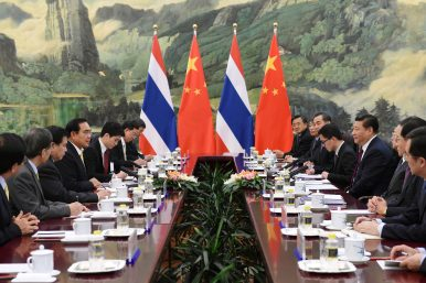 What's Next for China-Thailand Defense Ties?
