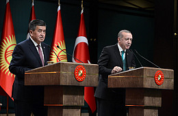 Turkish President Erdogan Urges Kyrgyzstan to Join Fight Against Gulen