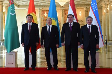 Central Asia's Democratic Backslide Continues, Except for Uzbekistan