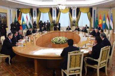 The Rise of Regionalism in Central Asia?