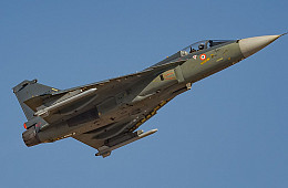 India's Tejas Light Combat Aircraft Conducts First-Ever Aerial Refueling