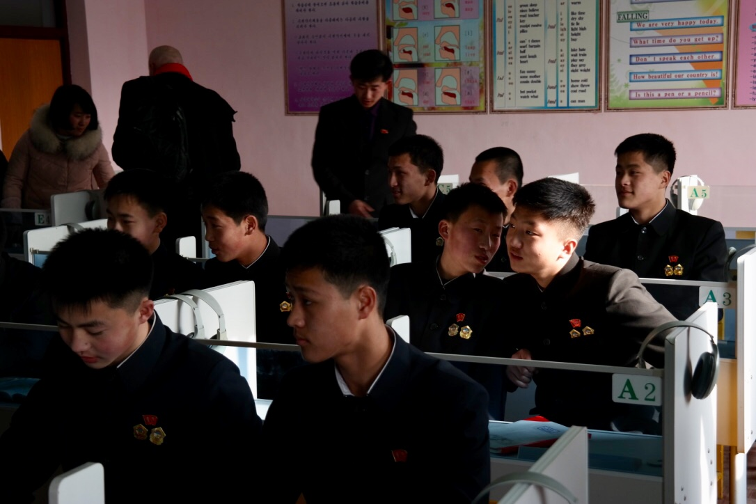 A Window into North Korea