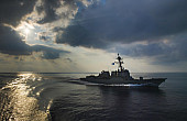 South China Sea: 2 US Navy Destroyers Conduct Freedom of Navigation Operation in Spratlys