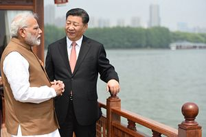 Modi 2.0 and India's Complex Relationship With China