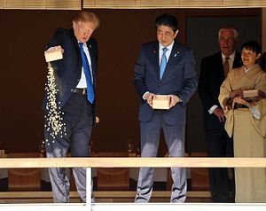 Abe's US Visit and the North Korea Problem