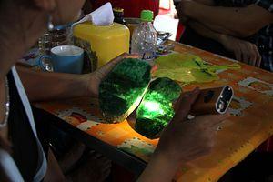 Myanmar's Jade-Fueled War