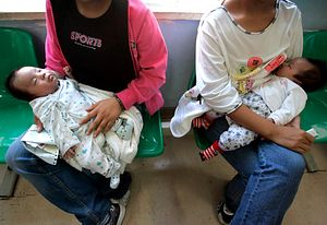 China's Teenage Mothers