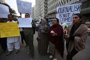 The Plight of Pakistan's Journalists