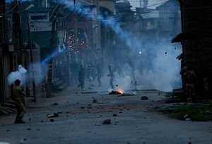 Cascades of Violence Across South Asia