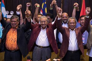 Where Is Malaysia's Mahathir-Anwar Transition?