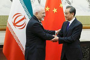 The History of China and Iran's Unlikely Partnership