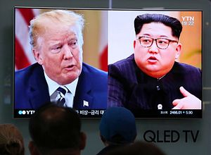F. Scott Fitzgerald and the US-North Korea Summit Cancellation