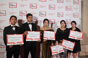 Despite International Pressure, 2 Journalists Remain Behind Bars in Myanmar