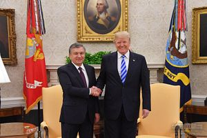 How the US Can Give Uzbekistan Options