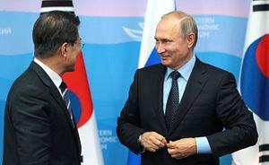 The Growing Russia-South Korea Partnership