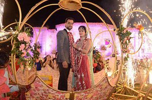 Defying National Divide, Indians and Pakistanis Unite in Matrimony