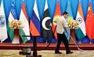 What's Next for the Shanghai Cooperation Organization?