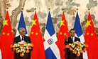 The Dominican Republic Abandons Taipei for Beijing