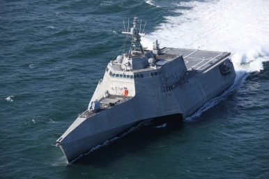 US Navy Eyes More Combat Upgrades for Littoral Combat Ships | The