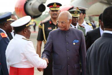 India Enhances Ties Across Africa