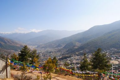 Bhutan's Happiness Faces the Growing Pains of Development