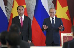 Working with Vietnam, Russia's Rosneft Draws China's Ire