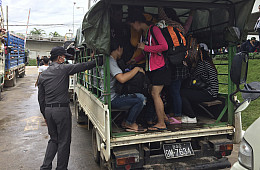Thailand's Migrant Workers in a Changing Legal System
