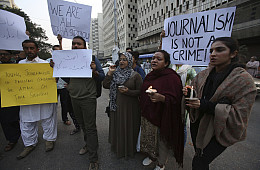 The Plight of Pakistan's Journalists