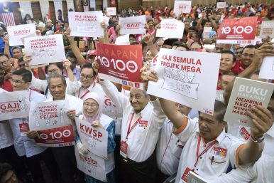 In Malaysia, a Win for Democracy