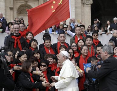 China Could Get a Lot More Than We Think from a Deal with the Vatican