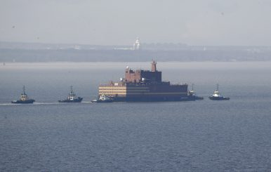 China's Risky Plan for Floating Nuclear Power Plants In The South China Sea