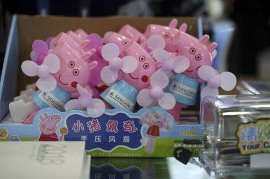 Zai Jian, Peppa Pig
