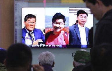 Ahead of Trump-Kim Summit, North Korea Releases 3 American Prisoners