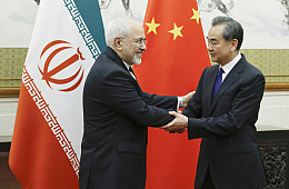 The History of China and Iran's Unlikely Partnership