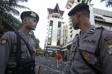 Is Indonesia Newly Under Attack?