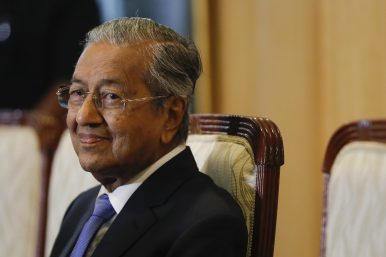 Malaysia Won't Look Away From China So Soon, Despite Mahathir's Words