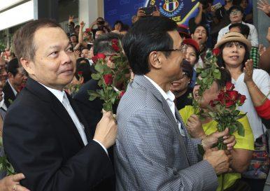 Thailand's Junta Cracks Down on Thaksin's Pheu Thai Party