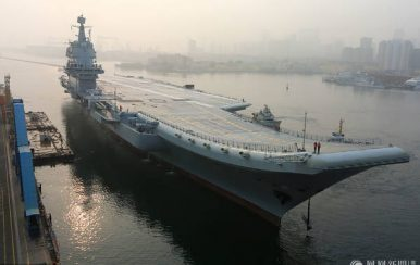As China's Type 001A Carrier Enters Sea Trials, What's Next for the PLAN's Carrier Force?
