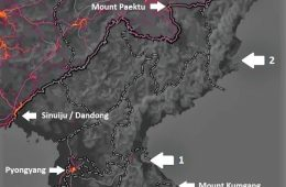 North Korea: A Strava Perspective