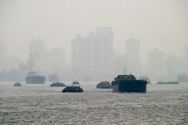 Asia's Environment Is at a Tipping Point