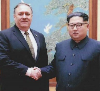With Diplomacy on Life Support, North Korea Names and Shames Pompeo, Bolton