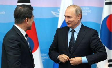 The Growing Russia-South Korea Partnership