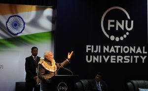India's Strategic Expansion in the Pacific Islands