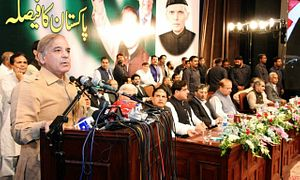 Why Is Shehbaz Sharif Highlighting India-Pakistan Relations?