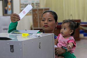 Cambodia's Ersatz Election