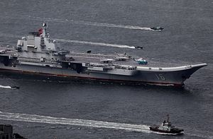 China's 1st Carrier Strike Group Reaches Initial Operational Capability
