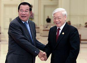 China in Vogue, But Vietnam Still Hun Sen's Lifeline