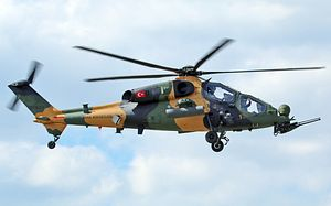 Pakistan, Turkey Sign Deal for 30 Helicopter Gunships