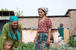 The Impact of Migration on Water Scarcity in Central Asia