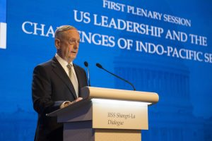 Trump's Indo-Pacific Strategy Challenge in the Spotlight at 2018 Shangri-La Dialogue